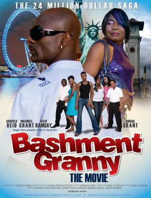 Bashment Granny - Jamaican Movie