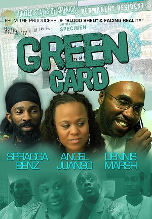 Green Card - Jamaican Movie
